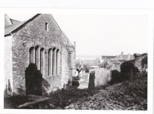 1985 st mary's collegiate church