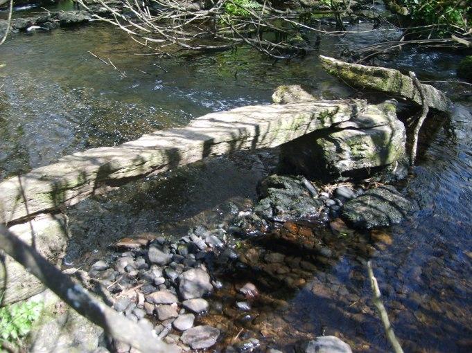 A NEWLY DISCOVERED CLAPPER BRIDGE IN WEST CORK