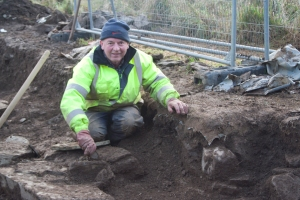The Excavation's Director, Eamon Cotter