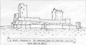 CARRIGALINE CASTLE IN THE PAST