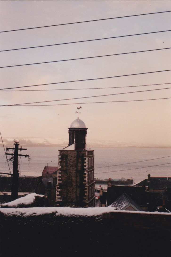 youghal early 1990's snow